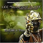 "LEE ""SCRATCH"" PERRY - PSYCHE & TRIM - CD NEW (FREE UK POST)"