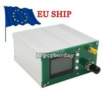 1Hz-6GHz Frequency Counter Meter DC 12V Statistical Average Max. Min. P-P #UK