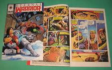 5 Valiant Comics X-O Manowar External Warrior New '93 First American Flagg 1984
