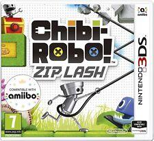 Chibi-Robo! Zip Lash   Nintendo 3DS / 2DS New