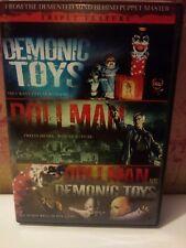 Demonic Toys , Dollman , Dollman Vs Demonic Toys