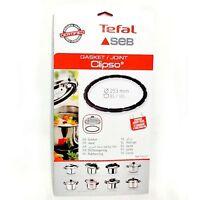SEB Joint pour Autocuiseur Clipso Control 8-10L Inox Ø 253mm ORIGINAL et Neuf++
