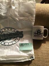 1994 Hudson Valley Renegades Coffee Mug Tampa Bay Rays Minor League Team MLB