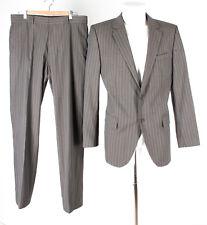 HUGO BOSS Anzug Gr. 50 Wolle Sakko Hose Business Suit