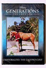 The Wonderful World of Disney Horse Movie Cristobalito The Calypso Colt on DVD