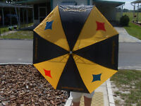 OFFICIAL PITTSBURGH STEELERS NFL 42 Inch Standard Size Rain Umbrella BRAND NEW!!