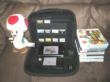 Nintendo 3DS, 17 Games: Pokemon, Zelda, Mario 64, Lego City,