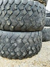 Used 24R21 Michelin XZL Low Treads