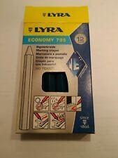 Lyra Signierkreide blau Economy 795 - 2 Stück - neu