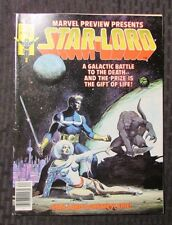 1978 Marvel Preview #14 STAR-LORD Jim Starlin Cover VF-