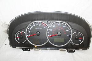 Speedometer Instrument Cluster 05 06 Mazda Tribute Dash Panel 128,285 Miles