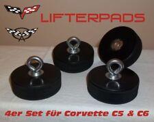 4Stck.       Wagenheber LiftPads   Für Corvette C5 & C6