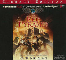 NEW The Red Pyramid (The Kane Chronicles, Book 1) by Rick Riordan