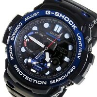 Casio watch G-SHOCK GULFMASTER GN-1000B-1AJF Men from japan New