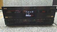 Akai GX Douple Deck HighEnd! ! Cassette Deck,