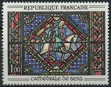 Francia 1965 Sg # 1683 Sens Catedral Mnh #a 96502