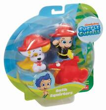 Fisher-Price Bubble Guppies, Gil, Bubble Puppy and Water Dragon Bath Squirters