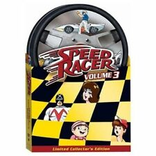 Speed Racer - Volume 3 (DVD) Original 60's Series - RARE OOP - 5 HOURS !!