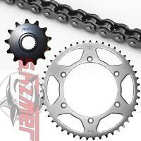 SunStar 520 HDN Chain 13-42 T Sprocket Kit 43-3004 for Kawasaki