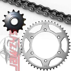 SunStar 520 HDN Chain 13-42 T Sprocket Kit 43-3004 for Kawasaki