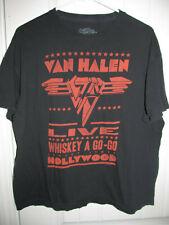 Remake Van Halen Live @ Whiskey a Go-Go - Adult Large