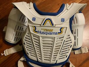 Vintage O'Neal Husqvarna Motocross Chest Protector