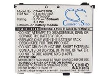 Factory Battery for Acer Liquid, Liquid A1, E, E plus, E400, S100, stream