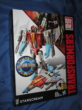 TRANSFORMERS Universal Studios/Orlando Exclusive Figure ~STARSCREAM