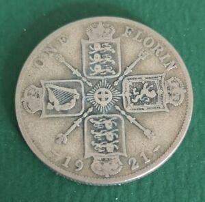 1921 Florin Coin