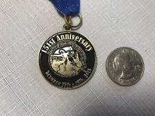 Civil War Participants Medallion 151st Anniversary Cedar Creek Battle Va. 2015