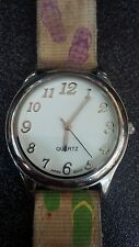 CUTE flip flop band quartz watch