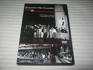 Straight No Chaser - Live at The Musical Arts Center - VGC - R1 - DVD