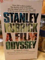 Stanley Kubrick A Film Odyssey - Gene D Phillips - 1977   SC