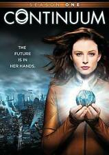 Continuum: First Season 1 One Science Fiction Action, 2-Disc NEW