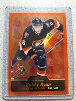 2015-16 O-pee-chee platinum Orange Rainbow Bobby Ryan 15/49 - Ottawa Senators