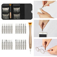 Magnetic 25 in 1 Screwdriver Set Precision Repair Tool Kits for PC Watch Camera