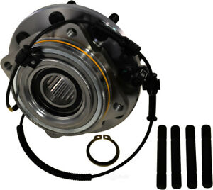 Wheel Bearing and Hub Assembly Front Autopart Intl 1411-256019