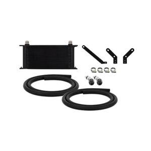 Mishimoto 15 for Subaru WRX CVT Transmission Cooler Kit - Black