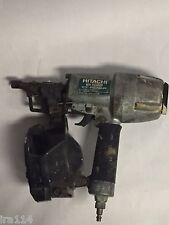 "Hitachi NV65AH 2-1/2"" Pneumatic Coil Siding Nailer NV 65AH"