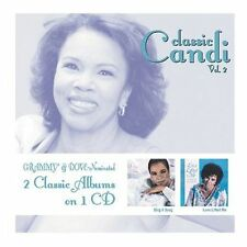 CANDI STATON - VOL. 2 - SING A SONG & LOVE LIFTED ME!! NEW!!!