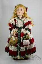 Seymour Mann 3rd Annual Christmas Doll Ashley LE # 6939/10000 by Janet Sauerbrey