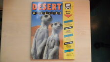 NEW Up Close DESERT WILDLIFE Kit - Book, Board Game, Poster, Model, Puzzles