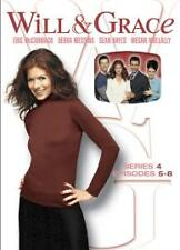 Will And Grace - Season 4 - Episodes 5 To 8 (DVD, 2004)