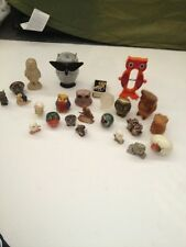 Vintage OWL Figurines - Figures