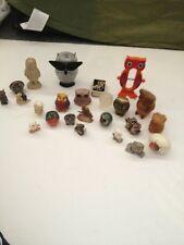 Vintage OWL Figurines - Figures