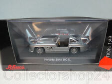 Schuco : Mercedes 300 SL Fleugeldeur 445 Mille Miglia 1955  No: 02457