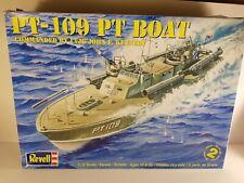 Revell Pt-109 Pt Boat Commanded by John F. Kennedy 1/72 Scale Model Kit 85-0310  00004000