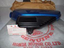 capot / Couvercle latéral à gauche sidecowl HONDA CX500 bj. 80 Pièce neuve
