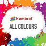 HUMBROL Enamel Model Paint - ALL COLOURS - Matt Gloss Satin 14ml Airfix Revell.