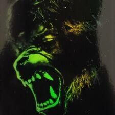 An American Werewolf in London 2 Holographic Sticker, Werewolf Sticker, Wolfman